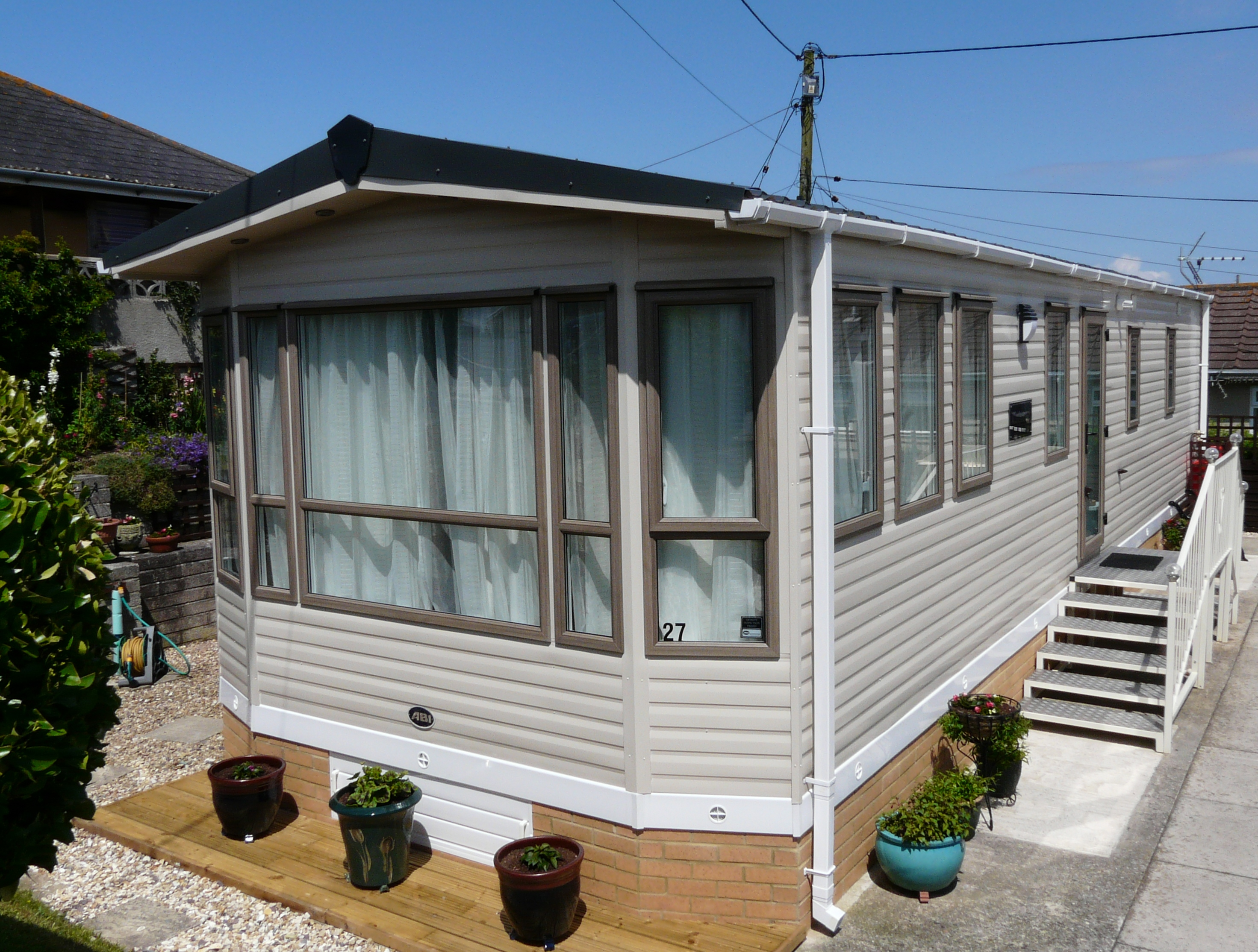 Westward Rise H.P.Caravans for Sale